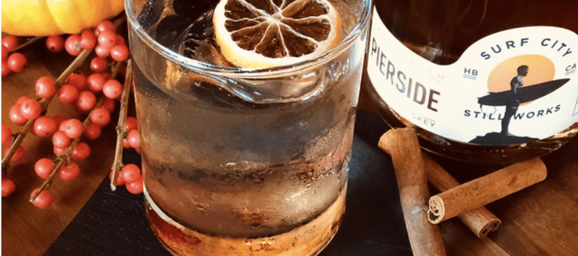 SCSW Lion's Tail Remix Craft Cocktail Recipe